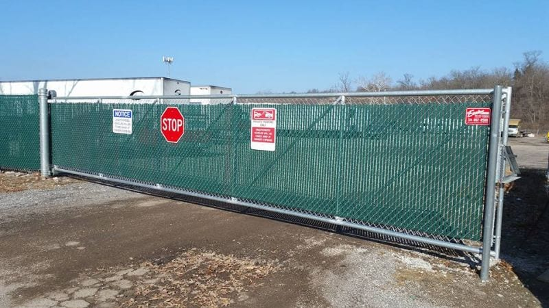 Chain Link Fencing Easter Fence St Louis