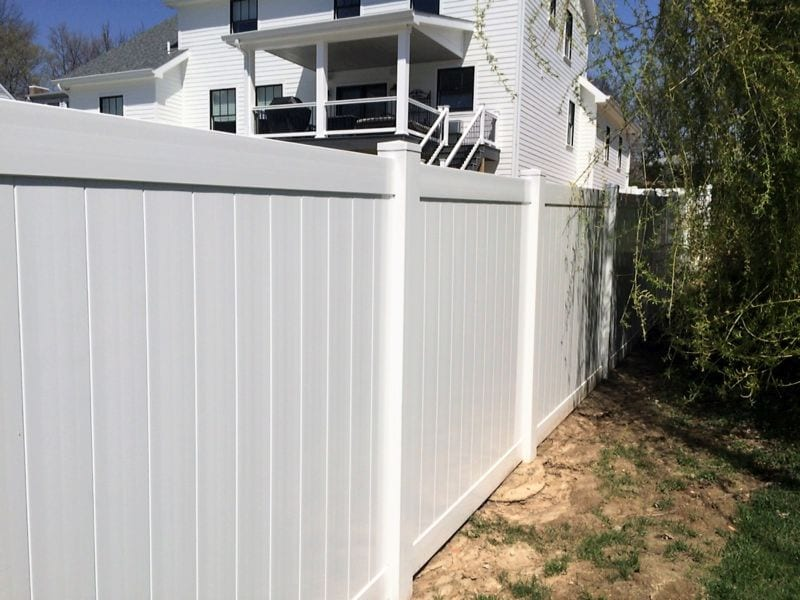 Vinyl Fence Easter Fence St Louis