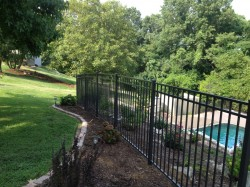 Ornamental-AFS Series A Pool Fence